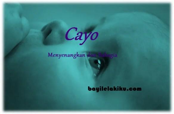 arti nama cayo
