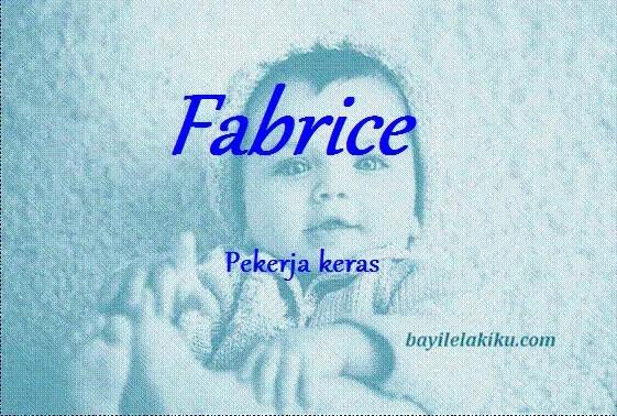 arti nama fabrice