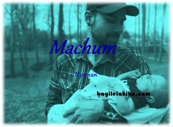 arti nama machum