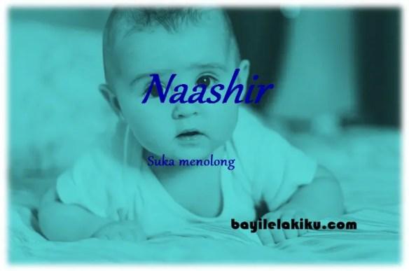 arti nama naashir