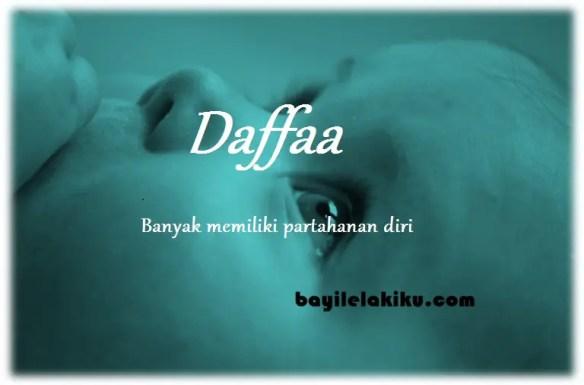 arti nama daffaa