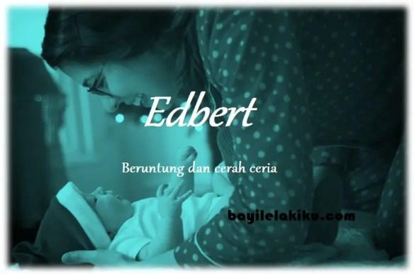 arti nama edbert