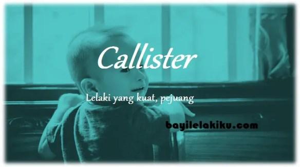 arti nama Callister