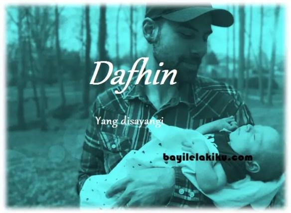 arti nama Dafhin