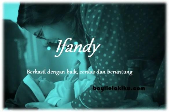 arti nama Ifandy
