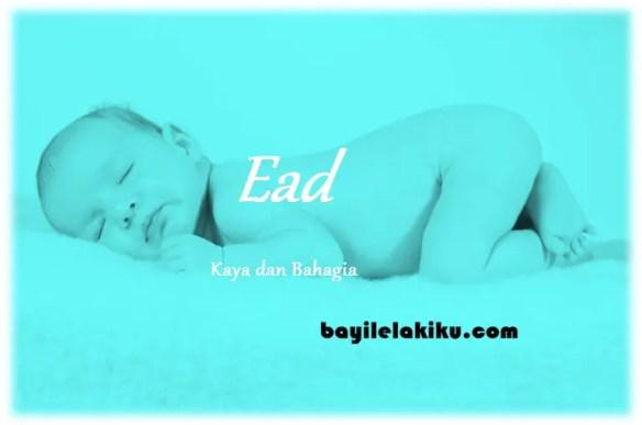 arti nama Ead