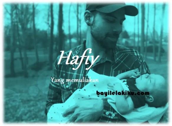 arti nama Hafiy