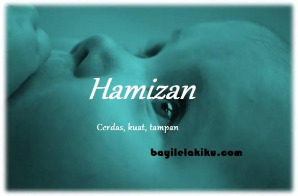 arti nama Hamizan