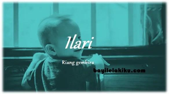 arti nama Ilari