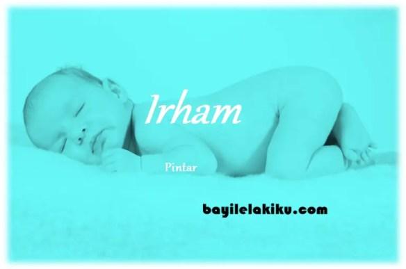 arti nama Irham