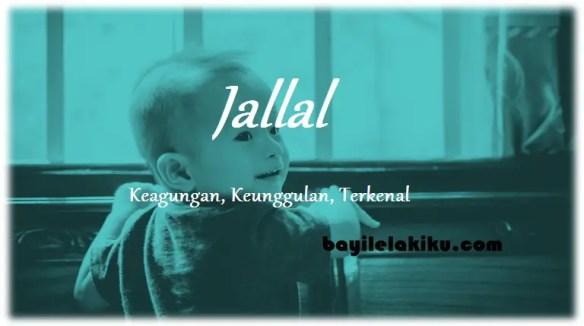arti nama Jallal