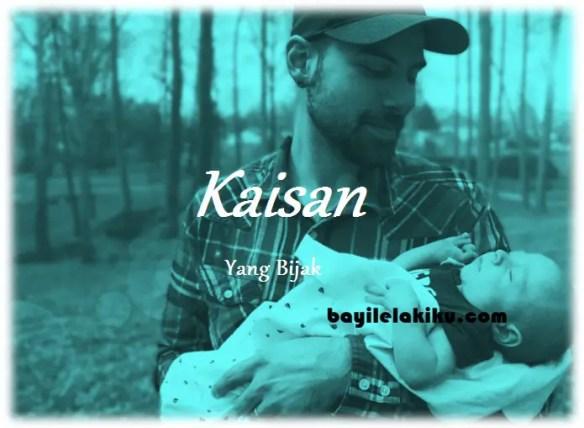 arti nama Kaisan