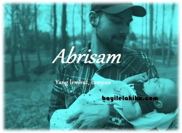 arti nama Abrisam