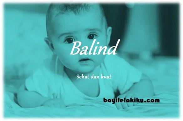 arti nama Balind