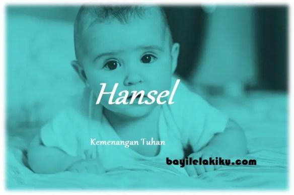 arti nama Hansel