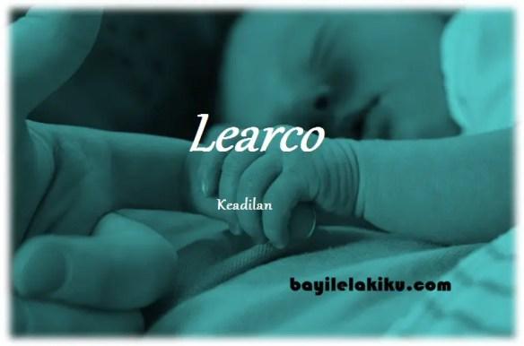 arti nama Learco