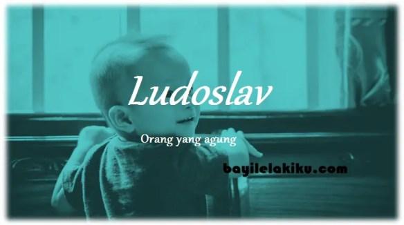 arti nama Ludoslav