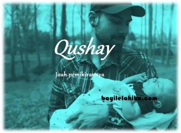 arti nama Qushay