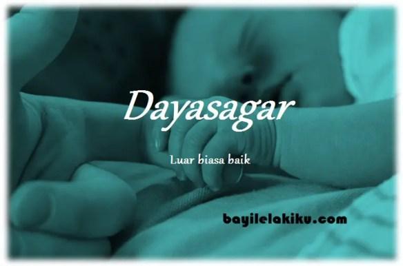arti nama Dayasagar
