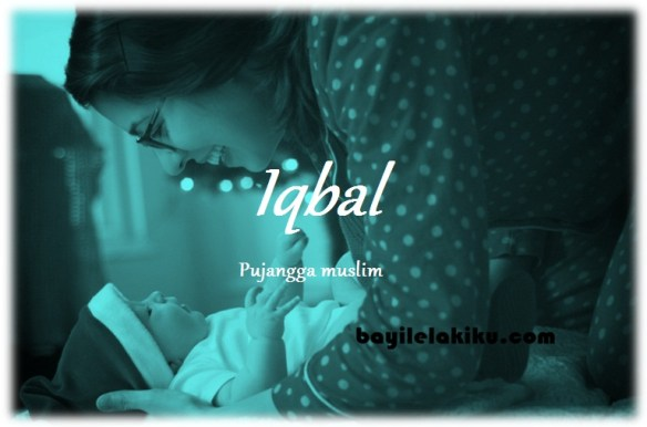 arti nama Iqbal