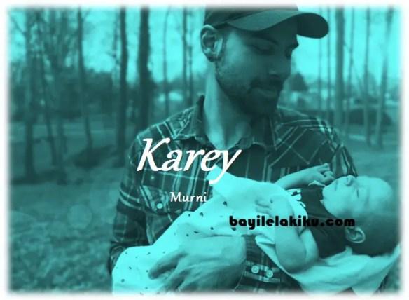 arti nama Karey