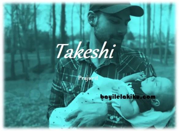arti nama Takeshi