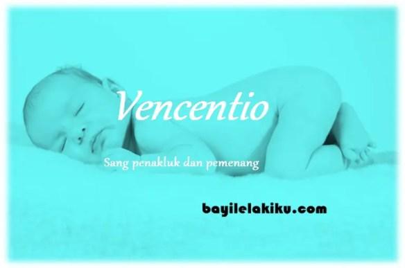 arti nama Vencentio