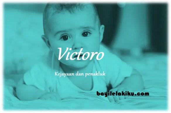 arti nama Victoro