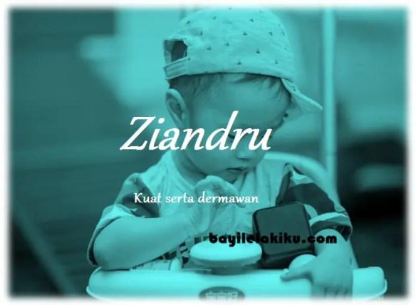 arti nama Ziandru