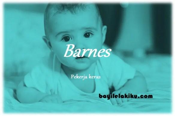 arti nama Barnes