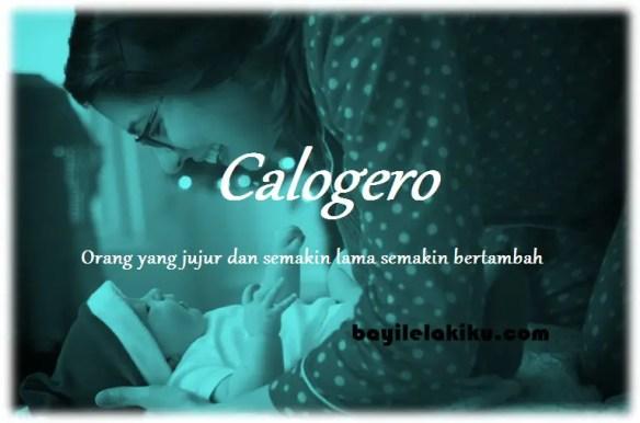 arti nama Calogero