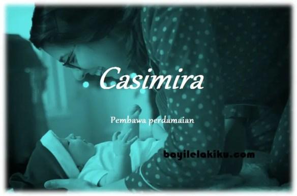 arti nama Casimira