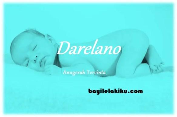 arti nama Darelano