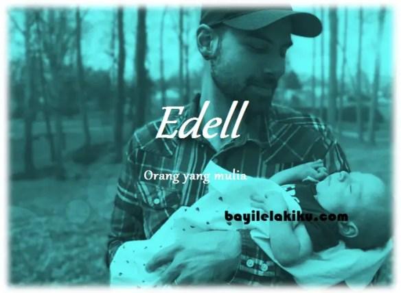 arti nama Edell