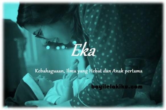 arti nama Eka