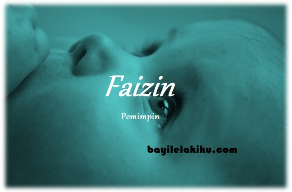 arti nama Faizin