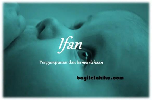 arti nama Ifan