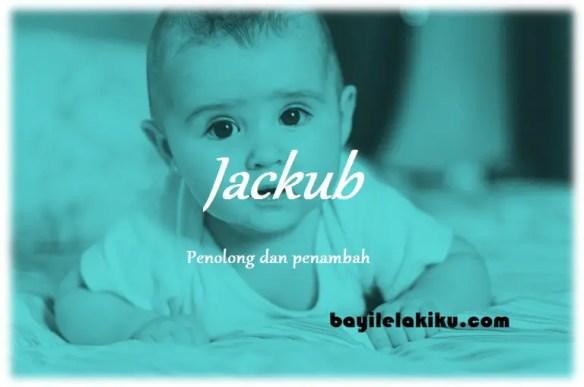 arti nama Jackub