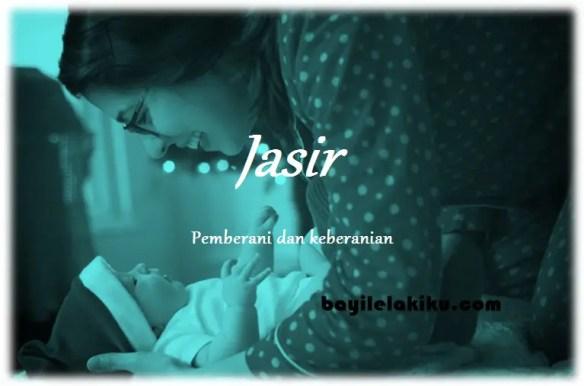 arti nama Jasir