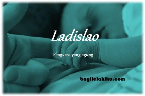 arti nama Ladislao