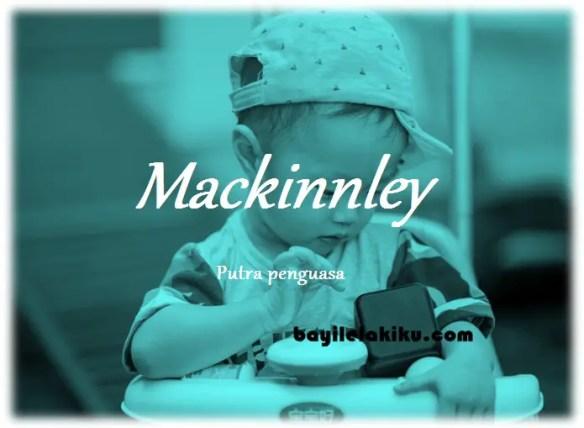 arti nama Mackinnley