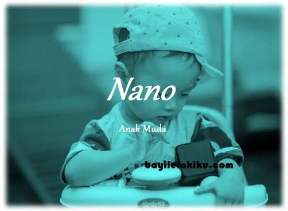 arti nama Nano