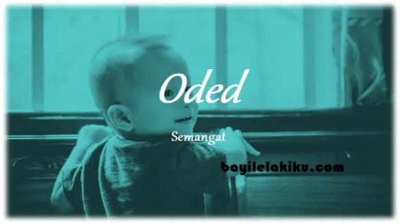 arti nama Oded