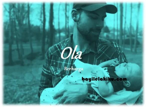 arti nama Ola