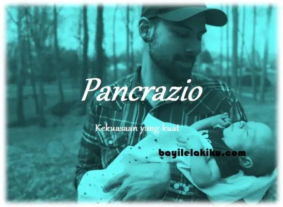 arti nama Pancrazio