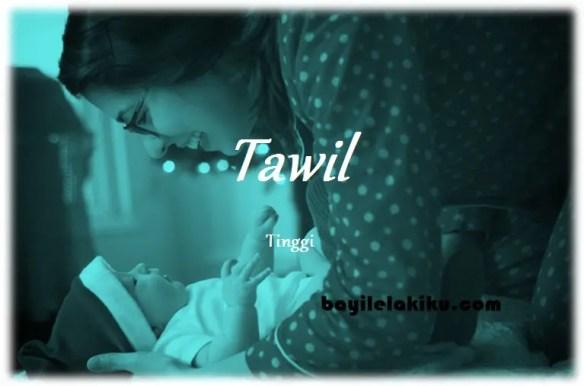 arti nama Tawil