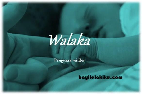 arti nama Walaka