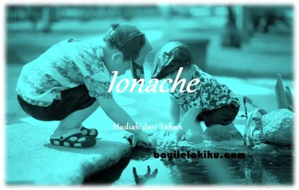arti nama Ionache