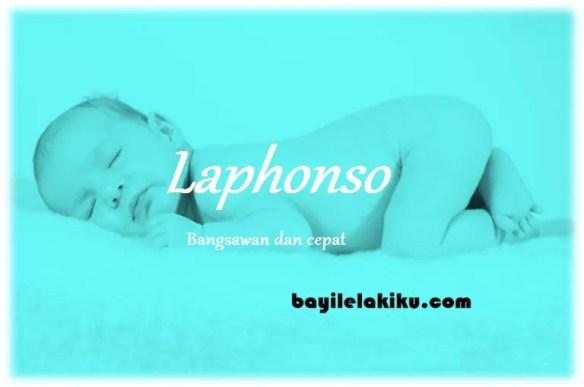 arti nama Laphonso