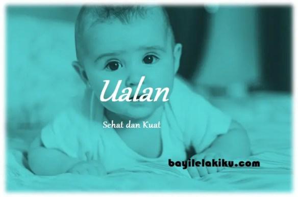 arti nama Ualan